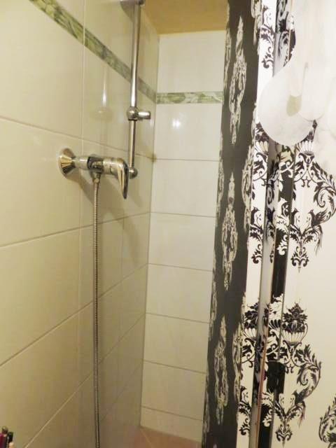 Dusche Hobbyraum